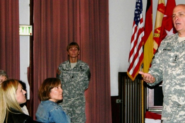 Ansbach Community Attends Army Family Covenant Signing