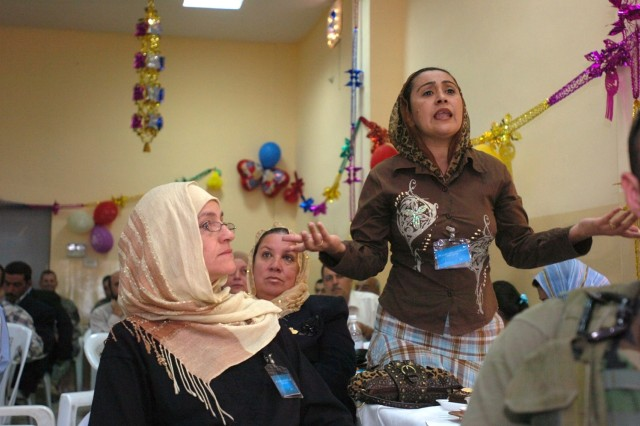 Fostering Democracy at Grass Roots Level in Iraq