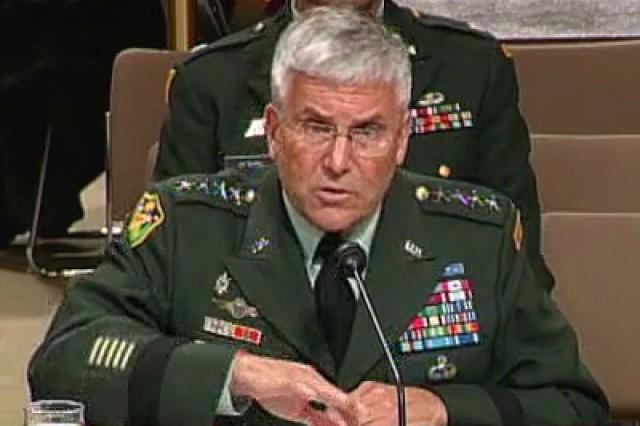 Gen. George W. Casey, Jr.