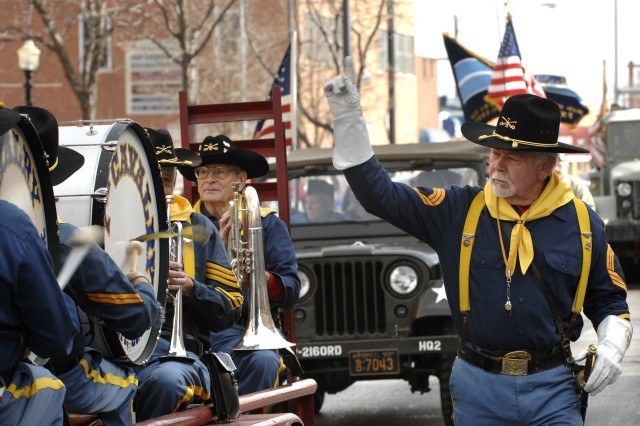 Rapid City Honors Veterans