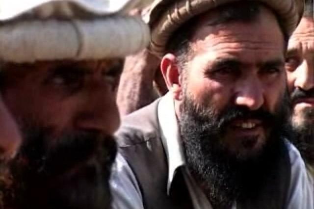 Residents of the Chapa Dara Region, Afghanistan