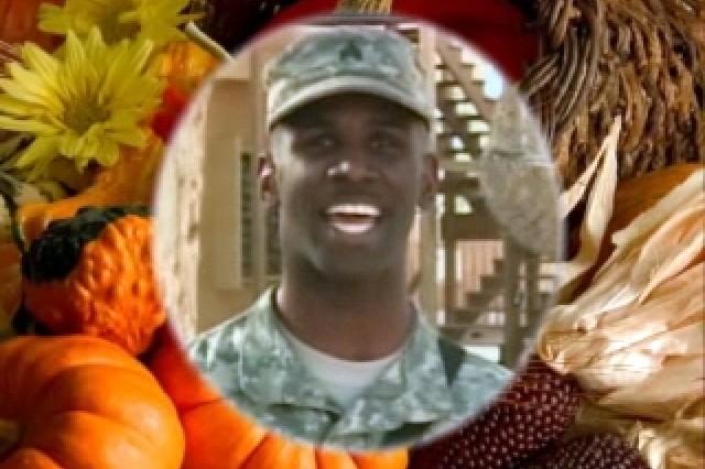 Soldier Greetings