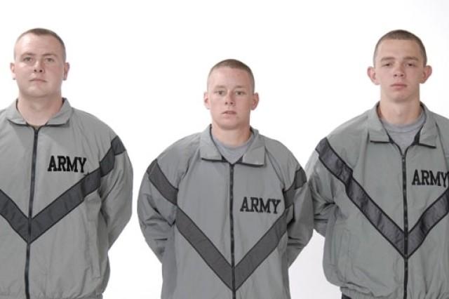 Old PT jackets