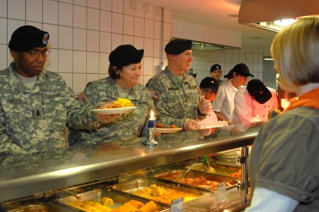Thanksgiving in Mannheim