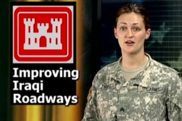Improving Iraqi Roadways