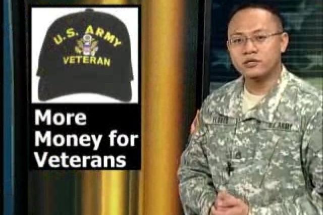 More Money for Veterans
