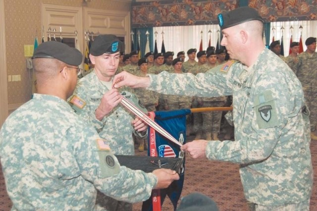 AMC Band receives Iraq Campaign streamer