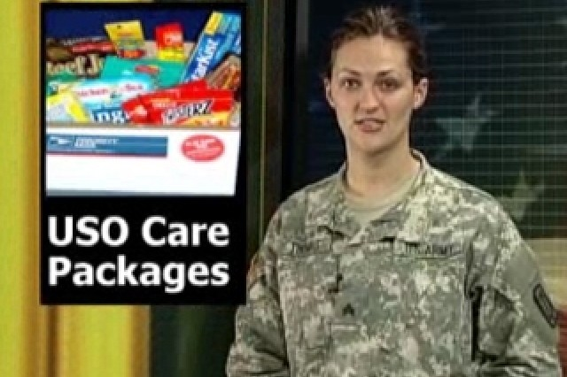 USO Care Packages