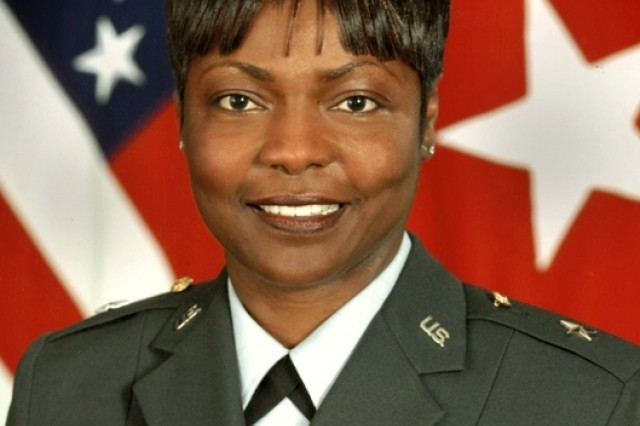 Brig. Gen. Belinda Pinckney has been appointed to head the Army's new Diversity Task Force.  She currently commands the Army's Family and Morale, Welfare and Recreation Command,