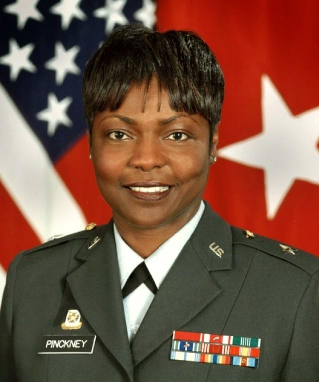 Brig. Gen. Belinda Pinckney