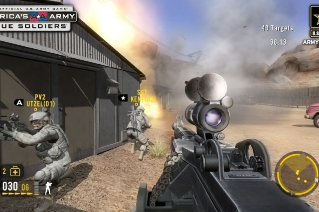 America's Army for PC