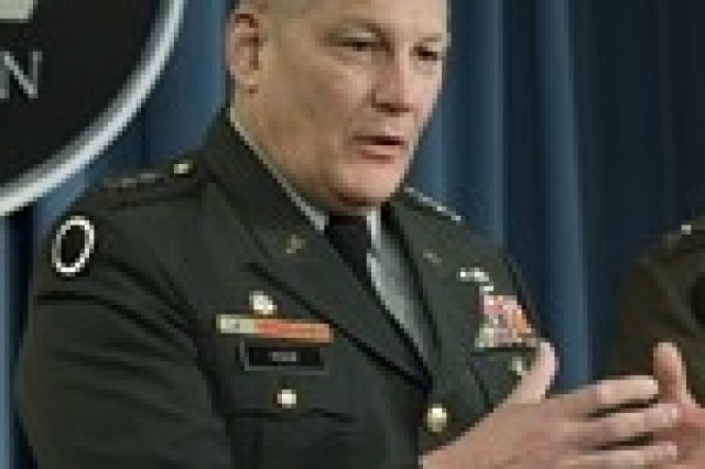 Army Lt. Gen. Carter F. Ham, director of operations on the Joint Staff.