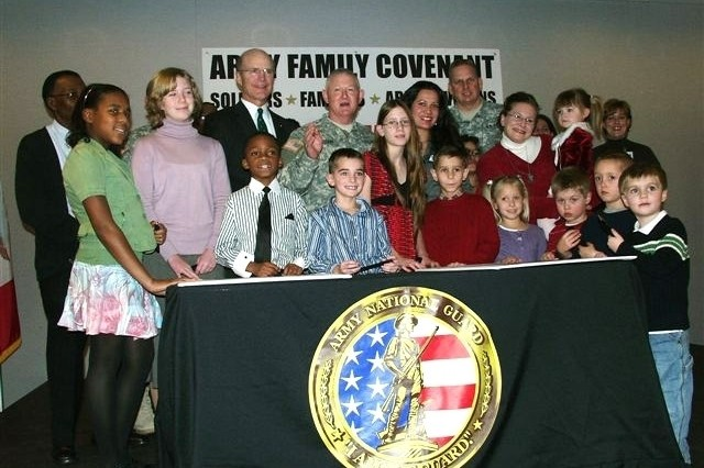 Families Important to Army