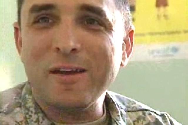 Lt. Col. Matthew Rettke