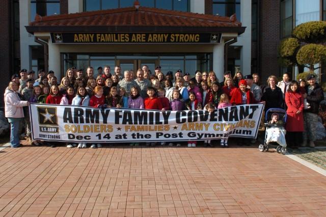 Gen. Casey visits Camp Humphreys