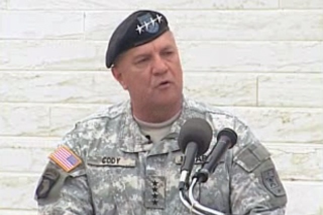 Gen. Richard Cody, Army Vice Chief of Staff