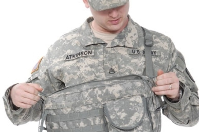 A tactical sling bag could give Soldiers in the field a hands-free capability.