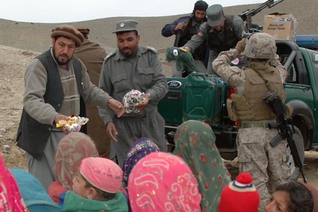 Afghan Toys