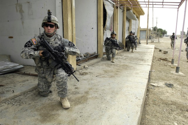 Army to Tap Troops Not Yet Deployed