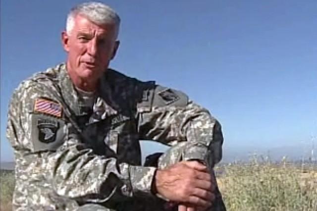 Lt. Gen. Robert Van Antwerp