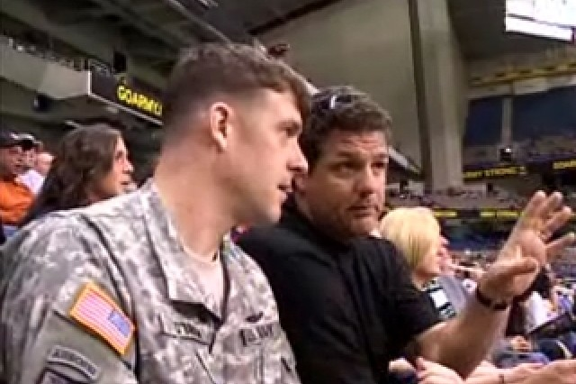 Talking with Mike Golic, ESPN host and former NFL player