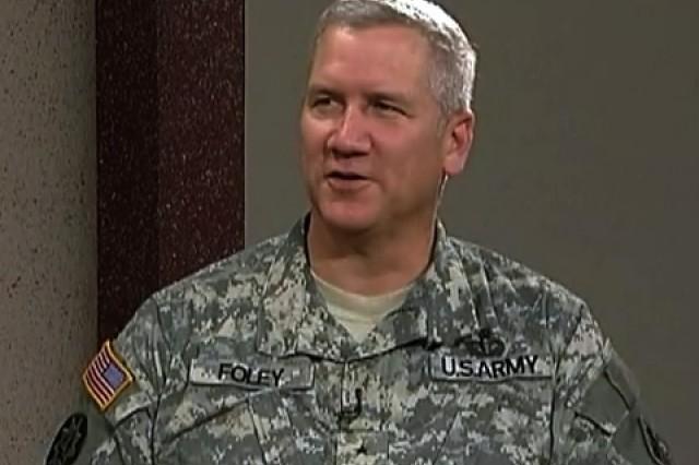 Brig. Gen. Jeffrey Foley