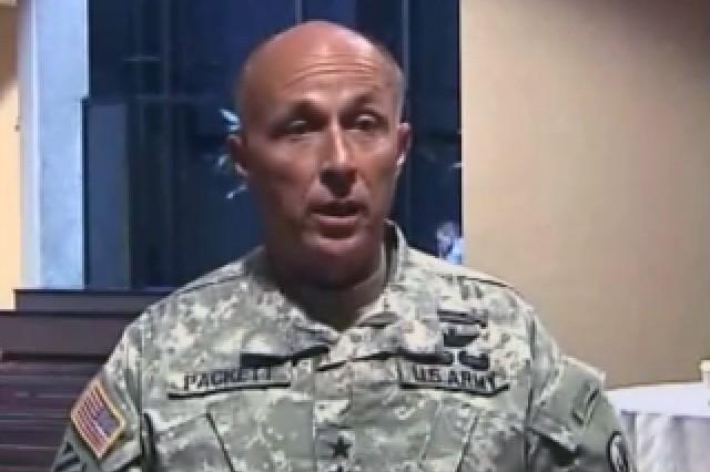 Maj. Gen. Virgil Packett
