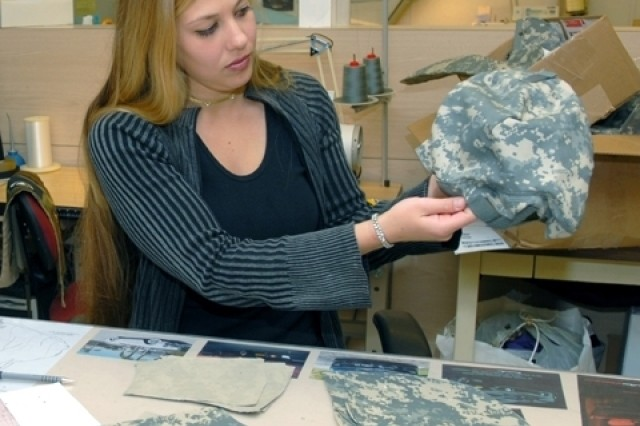 Military Clothing Designers on Cutting Edge