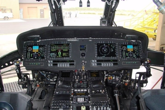 The UH-60M Black Hawk upgrade includes a new digital avionics suite allows pilots to perform safer and more efficiently on-the-fly.