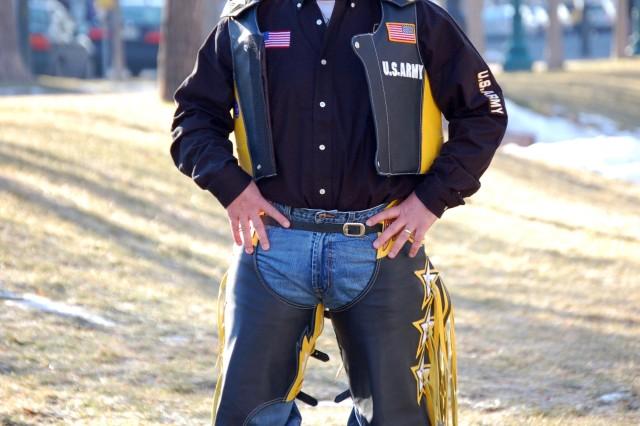 Army Bull Riding