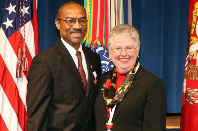 Secretary Bolton Ends Distinguished Career In Army Acquisitions, Logistics And Technology