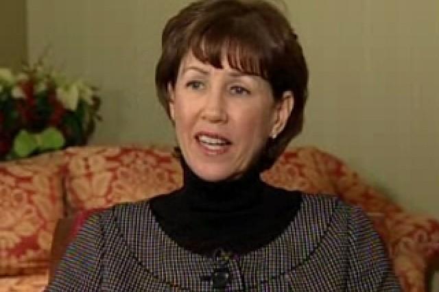 Sheila Casey, Senior Army Spouse