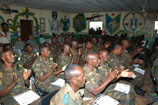 Djiboutian Soldiers