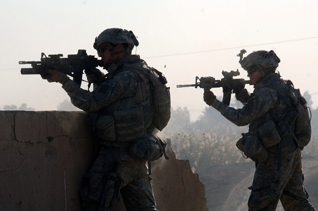 Lt. Gen. Raymond T. Odierno, commander, Multinational Corps Iraq.