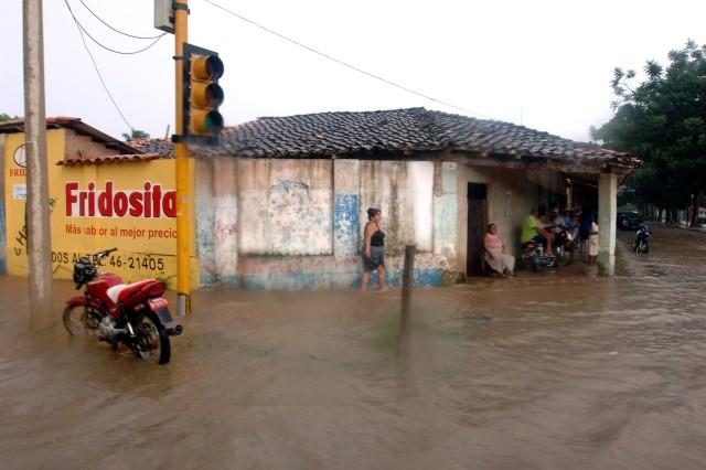 Bolivia Flooding