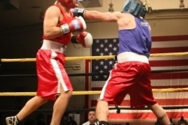 All-Army Boxing