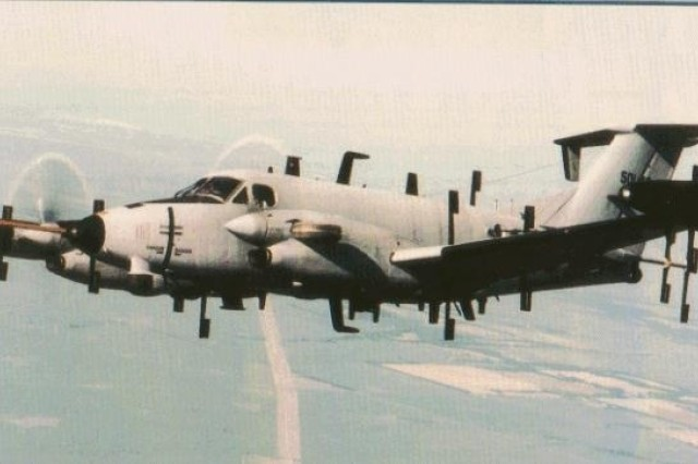 RC-12 Guardrail to be Replaced