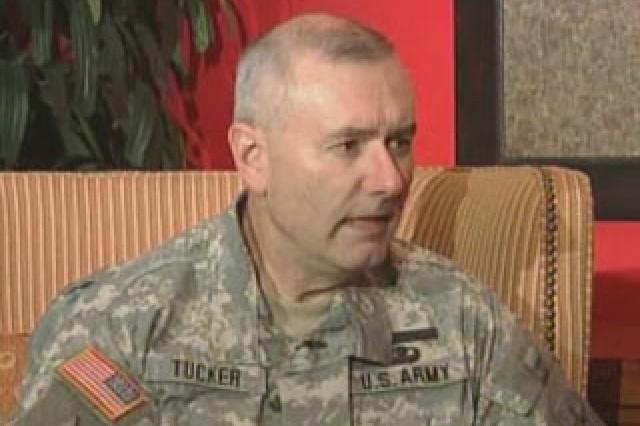 Brig. Gen. Michael Tucker