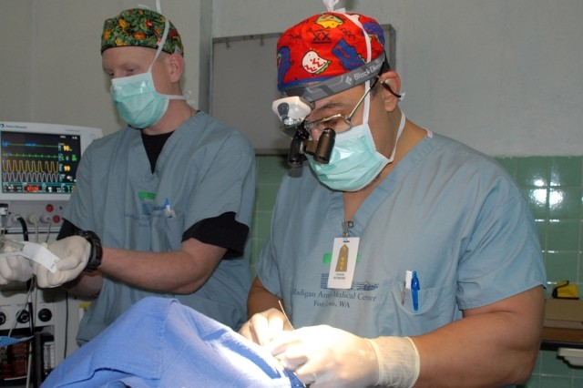 Medical Team Restores Sight for Honduras's Needy