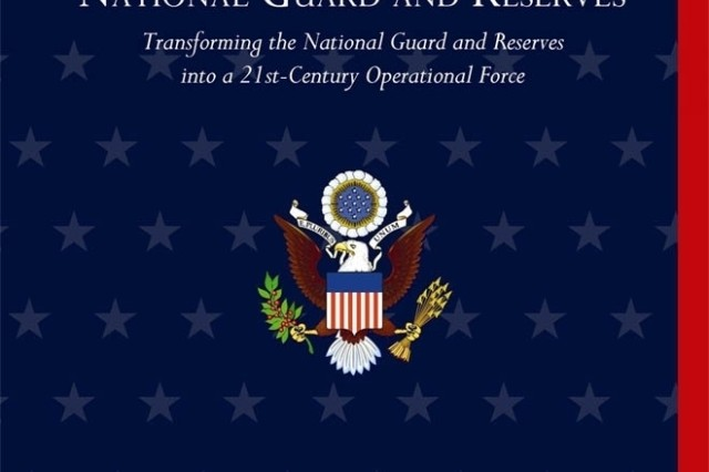 The Commission on the National Guard and Reserves submitted their final report to Congress and the Secretary of Defense Jan. 31.  The report details the commission's findings on the status of the reserve components.