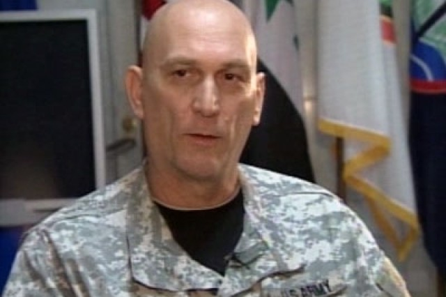 Lt. Gen. Ray Odierno, Commander of MNF-I