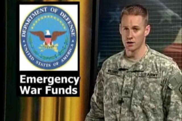 Emergency War Funds