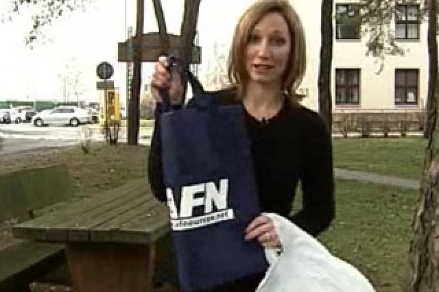 Commissary Plastic Bags