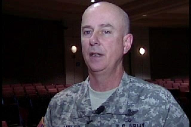 Maj. Gen. James Myles
