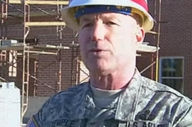 Maj. Gen. Bo Temple