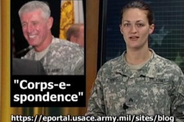 Corps e-spondence