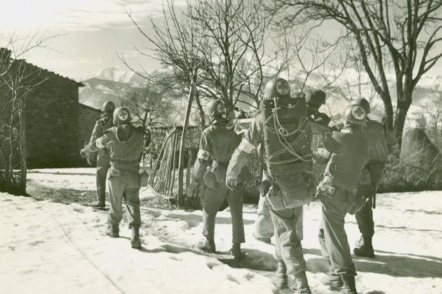 Februari 1945 Möte