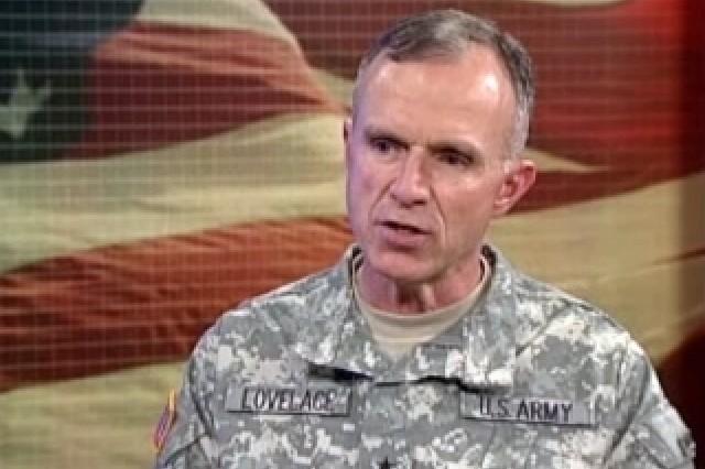 Lt. Gen. Lovelace