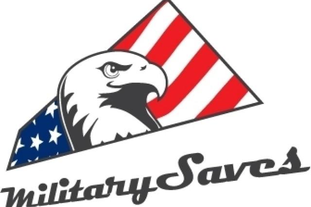Military Saves Logo