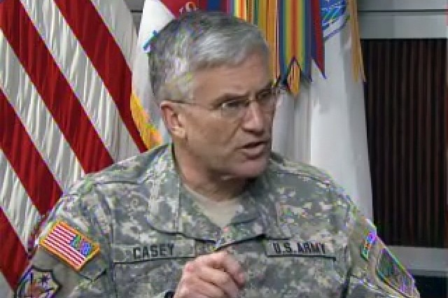 Gen. George Casey Jr.
